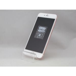 iPhone6S Plus 64GB ローズゴールド A1687 au(エーユー) 中古 スマホ スマートフォン