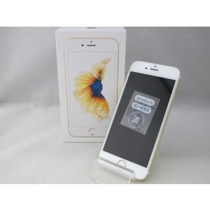 iPhone6S 64GB A1688 ゴールド docomo(ドコモ) apple(アップル) 中古 スマホ スマートフォン birds-eye