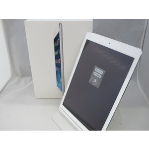 iPad Air Wi-Fi+Cellular 32GB シルバー A1475 softbank(ソフトバンク) apple 中古 タブレットPC|birds-eye
