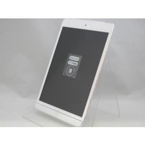 iPad mini Wi-Fi+Cellular 16GB A1454 ホワイト&シルバー softbank apple 中古 タブレットPC|birds-eye
