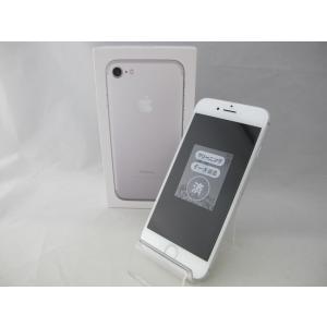 iPhone7 32GB シルバー A1779 au(エーユー) 中古 スマホ スマートフォン birds-eye