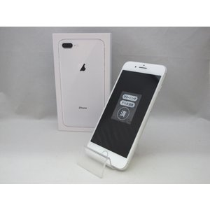 iPhone8 Plus 256GB シルバー au(エーユー) apple 中古 スマホ スマートフォン