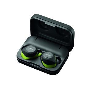 JABRA Elite Sport 4.5 Grey Green 防水スポーツワイヤレスBluetooth ステレオヘッドセット 新品|birds-eye