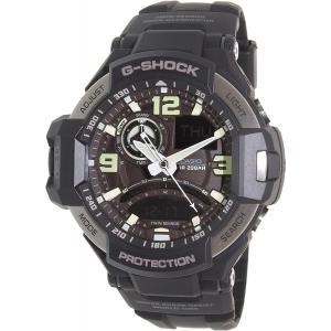 G-SHOCK Gショック GA-1000-1BDR スカイコックピット 海外モデル ブラック メンズ 腕時計 CASIO カシオ 新品|birds-eye