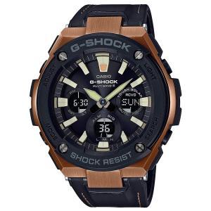 G-SHOCK G-STEEL 世界6局対応 マルチバンド6 電波 タフソーラー GST-W120L-1A 海外モデル 腕時計 CASIO カシオ 新品|birds-eye