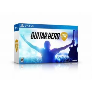 PS4 新品 ソフト Guitar Hero Live(海外版)|birds-eye