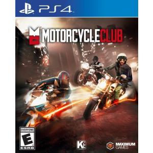 PS4 新品 ソフト MOTORCYCLE CLUB(海外版)|birds-eye