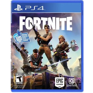 Fortnite(海外版) 新品 PlayStation4 ソフト|birds-eye