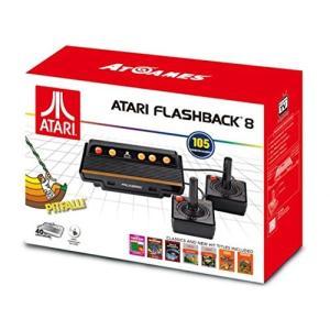 ATARI Flashback8 アタリ フラッシュバック8 クラシックゲームコンソール 新品|birds-eye