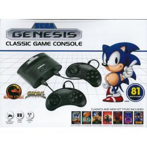 Sega Genesis Classic Game Console 2017 セガ 新品 birds-eye