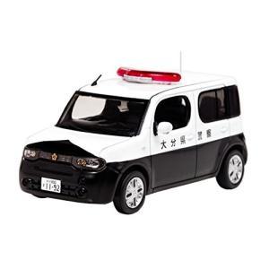 ヒコセブン RAI'S 1/43 日産 キューブ (Z12) 2012 大分県警察所轄署小型警ら車両 新品|birds-eye