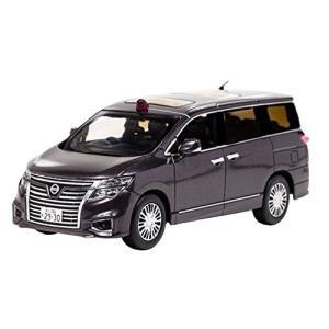 ヒコセブン RAI'S 1/43 日産 エルグランド ハイウェイスター (E52) 2016 警視庁交通部交通執行課暴走族対策車両 新品|birds-eye