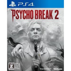 PsychoBreak 2(サイコブレイク2) 中古 PS4 ソフト|birds-eye