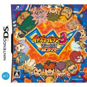 イナズマイレブン3 世界への挑戦!!ボンバー 中古 DS ソフト birds-eye