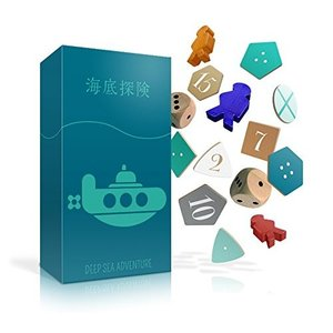 カードゲーム 海底探険 新品|birds-eye