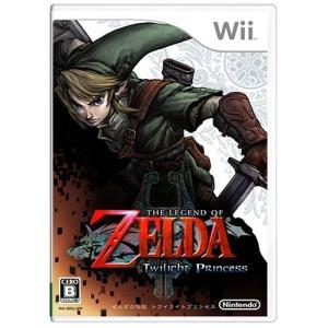 ゼルダの伝説 トワイライトプリンセス Wii 中古 ソフト|birds-eye