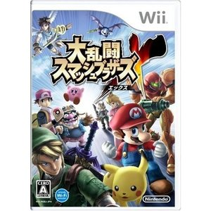 大乱闘スマッシュブラザーズX 中古 Wii ソフト|birds-eye