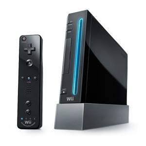 Wii Wii本体(クロ) 中古 Wii 本体|birds-eye