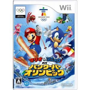 マリオ&ソニック AT バンクーバーオリンピック Wii 中古 ソフト|birds-eye