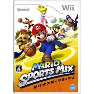 マリオスポーツミックス 中古 Wii ソフト|birds-eye