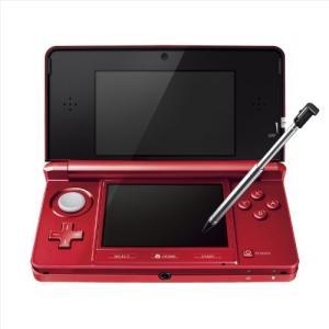3DS ニンテンドー3DS(フレアレッド) 中古 3DS 本体|birds-eye