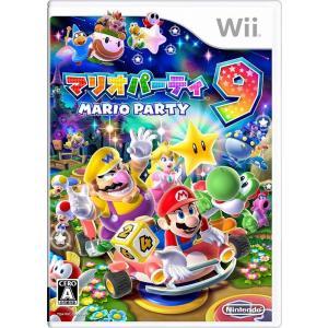 マリオパーティ9 中古 Wii ソフト|birds-eye