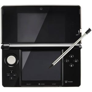 3DS ニンテンドー3DS(クリアブラック) 中古 3DS本体|birds-eye
