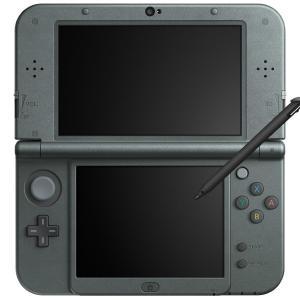 New3DSLL Newニンテンドー3DSLL(メタリックブラック) 中古 3DS 本体|birds-eye