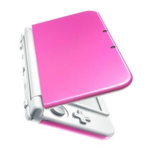 New3DSLL Newニンテンドー3DSLL(ピンク×ホワイト) 中古 3DS 本体|birds-eye