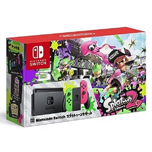 Nintendo Switch スプラトゥーン2セット ニンテンドースイッチ 新品 本体|birds-eye