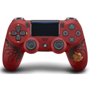 ワイヤレスコントローラー (DUALSHOCK 4) MONSTER HUNTER: WORLD LIOLAEUS EDITION 新品|birds-eye