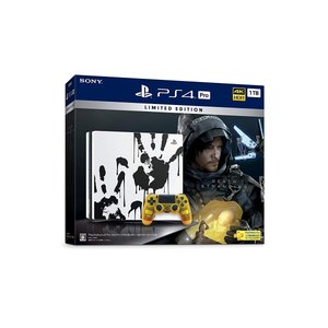 PlayStation 4 Pro DEATH STRANDING LIMITED EDITION ...