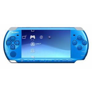 PSP3000(バイブラントブルー) 中古 PSP 本体|birds-eye