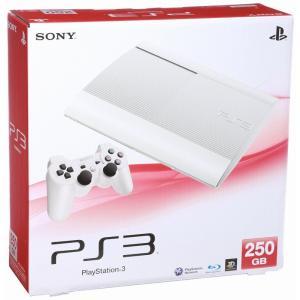 PS3 250GB(クラシックホワイト)CECH-4200B PS3 中古 本体|birds-eye