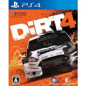 DiRT4 新品 PlayStation4 ソフト|birds-eye