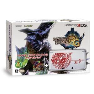【美品・付属品完備】3DS モンスターハンター3G スペシャルパック 中古 3DS 本体|birds-eye