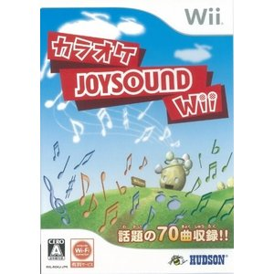 カラオケJOYSOUND Wii 中古 Wii ソフト