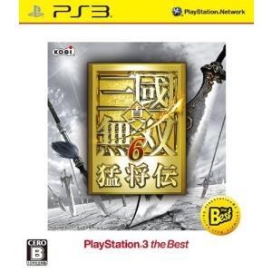 PS3 新品 ソフト 真・三國無双6 猛将伝(PlaySta...