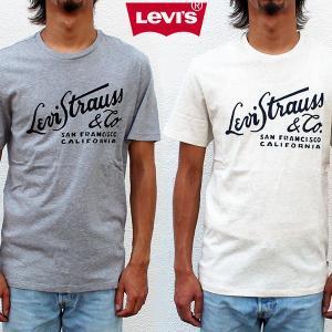 リーバイス メンズ Tシャツ LEVIS 22369 グラフィック Tシャツ|birigo