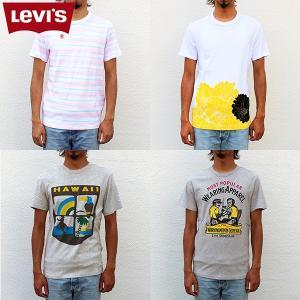リーバイス メンズ Tシャツ LEVIS 66530 グラフィック TEE|birigo