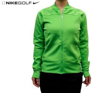 ナイキ ゴルフ レディース トップス NIKE GOLF 383258 エンボスドダイナミックフィットジャケット|birigo