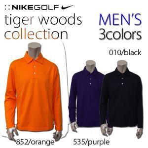 ナイキ ゴルフ ポロシャツ メンズ NIKE GOLF 383298 DRI-FIT ポロ タイガーウッズ コレクション|birigo