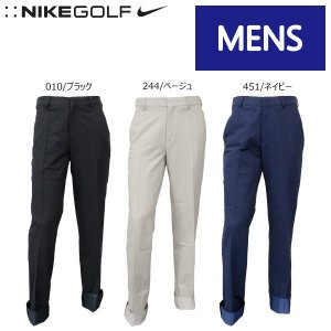 ナイキ ゴルフ メンズ ロングパンツ NIKE GOLF 383302 タイガー ウッズ コレクション フリース パンツ|birigo