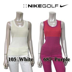 ナイキ NIKE GOLF LADYS ベスト 392036  ゴルフ セーター ベスト レディース ゴルフ ウェア セーター カワイイ 普段着 おしゃれ 鮮やか プレゼント 保温効果|birigo