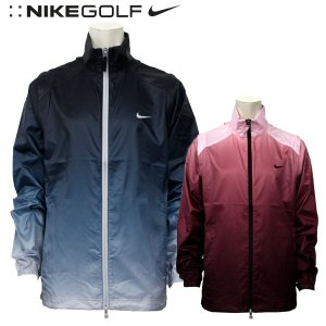 ナイキ ゴルフ メンズ ウインドブレーカー NIKE GOLF 402315 CONVERTIBLE ジップ ジャケット birigo