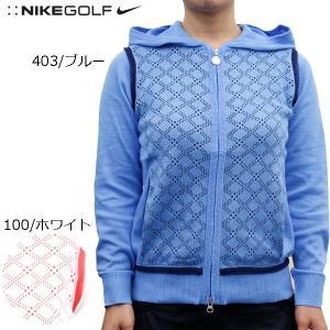 ナイキ ゴルフ レディース トップス NIKE GOLF 402698 ZIP セーター ジャケット|birigo