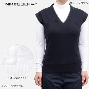 ナイキ ゴルフ レディース トップス NIKE GOLF 402704 ニット ベスト|birigo