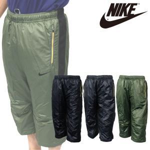 ナイキ ジム・トレーニング メンズ パンツ NIKE 408247 中綿 3/4パンツ birigo