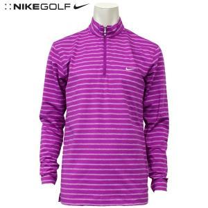 ナイキ メンズ ゴルフ トップス NIKE GOLF 426123 ハーフジップ ロングスリーブ シャツ|birigo