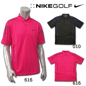 ナイキ ポロシャツ メンズ ゴルフ  メッシュ ベント ドライフィット スポーツ NIKE GOLF...